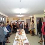 Inauguration des locaux du club de l'amitié et du C.A.C (club artistique Cayolais)