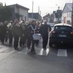 Saint Blaise Saint Patron des Cayolais le Dimanche 8 Février défilé dans les rues de Cayeux