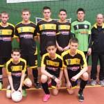 27 avril 2014 - Le Futsal Club de Cayeux (FCC) organisait son 1er tournoi U18 à la salle Henri Deloison. Classement : 1er Cayeux Futsal 2ème AS Tréport 3ème Cayeux Futsal (b) 4ème AJF Vimeu Féminin