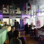 12 et 13 avril 2014 - Le salon du bien-être a réuni de nombreux esposants au Casino de Cayeux.