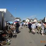 8 juin 2014 - La foule lors de la braderie