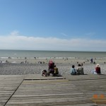 8 juin 2014 - Notre plage par une belle journée