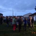 14 juin 2014 - Danses lors ds feux de la Saint-Jean