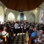 21 juin 2014 - Fête de la musique - Concert Mouette et chansons à la chapelle des Marins