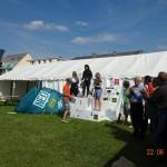 22 juin 2014 - Challenge de la Baie de Somme - Remise des récompenses en présence de M. BUISINE
