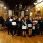 Le 22 Novembre 2014 - Sainte Cécile - Les récompenses