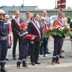 14 juillet 2014 - Cérémonie au Monument aux Morts